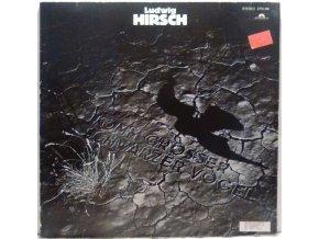 LP Ludwig Hirsch - Komm Grosser Schwarzer Vogel, 1979