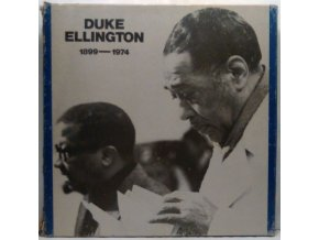 5LP Box Duke Ellington ‎– 1899-1974, 1977