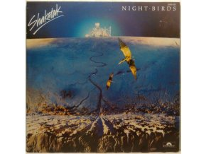 LP Shakatak – Night Birds, 1982