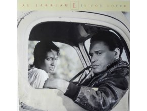 LP Al Jarreau  L Is For Lover,  1986