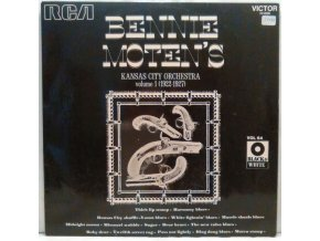 LP Bennie Moten's Kansas City Orchestra ‎– Volume 1 (1926-1927)