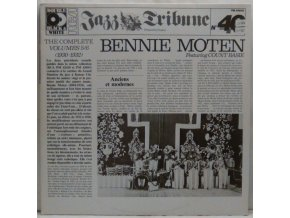 2LP Bennie Moten ‎– The Complete Bennie Moten Vol. 5/6 (1930-1932) 1983