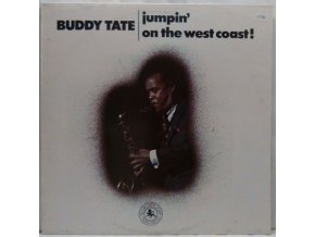 LP Buddy Tate - Jumpin' On The West Coast! 1975