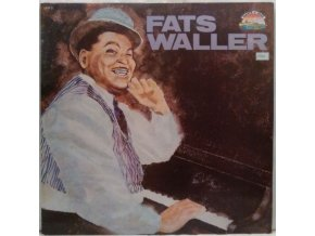 LP Fats Waller ‎– Fats Waller, 1984