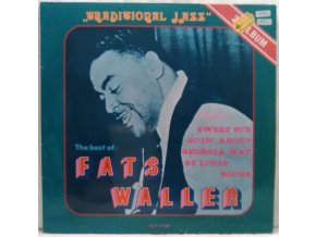 2LP Fats Waller - The Best Of Fats Waller, 1985