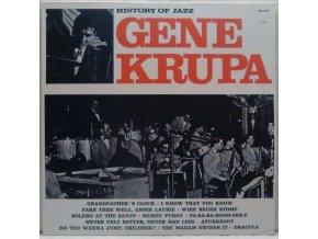 LP Gene Krupa – Gene Krupa, 1971