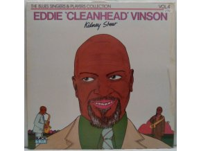 "LP Eddie ""Cleanhead"" Vinson ‎– Kidney Stew, 1987"