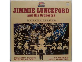 LP Jimmie Lunceford And His Orchestra - Masterpieces, 1985