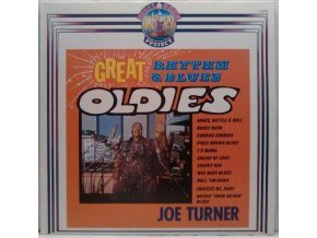 LP Joe Turner ‎– Great Rhythm & Blues Oldies, 1982