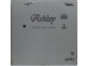 Ashley - Yes Or No, 2002
