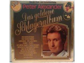LP Peter Alexander – Das Goldene Schlageralbum, 1979