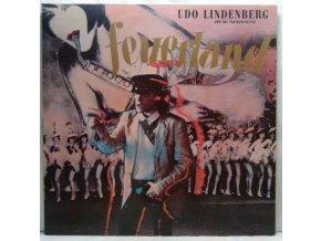 LP Udo Lindenberg Und Das Panikorchester – Feuerland, 1987