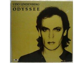 LP Udo Lindenberg Und Das Panikorchester – Odyssee, 1983