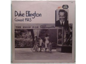 LP Duke Ellington - Concert 1945