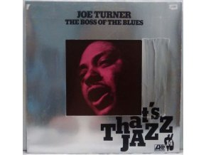 LP Joe Turner - The Boss Of The Blues, 1976