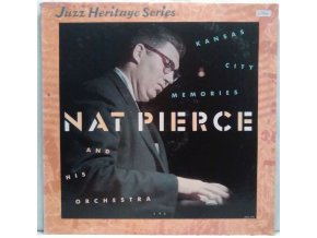 LP Nat Pierce And His Orchestra - Kansas City Memories, 1983
