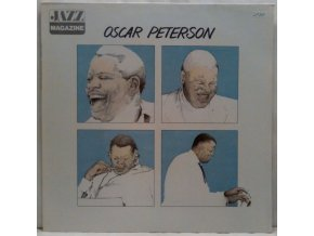 LP The Oscar Peterson Quartet ‎– Oscar Peterson, 1980