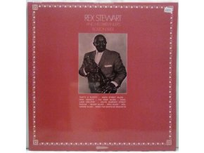 LP Rex Stewart And His Dixielanders - Boston 1953