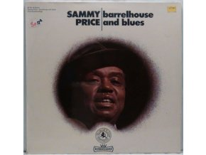 LP Sammy Price - Barrelhouse And Blues, 1972