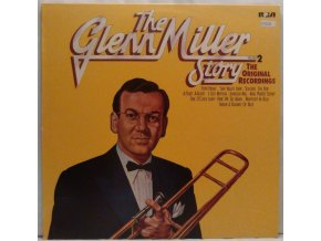 LP Glenn Miller ‎– The Glenn Miller Story Volume 2, 1975