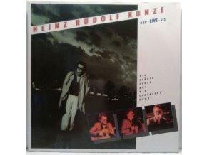 2LP Heinz Rudolf Kunze – Die Städte Sehen Aus Wie Schlafende Hunde, 1984