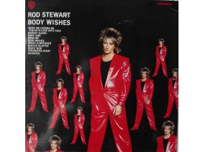 LP Rod Stewart - Body Wishes, 1983
