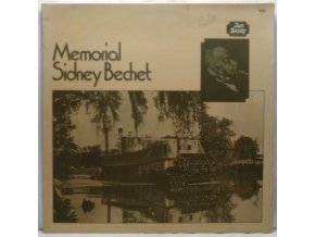 LP Sidney Bechet ‎– Memorial