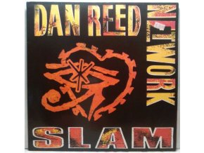 LP Dan Reed Network ‎– Slam, 1989
