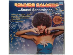 LP Sounds Galactic ‎– Sound-Sensationen, 1982