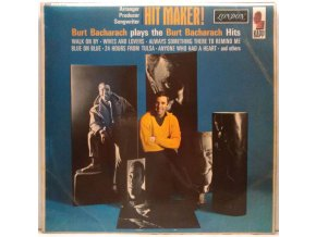 LP Burt Bacharach ‎– Hit Maker ! 1965