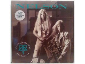 Nelson ‎– (Can't Live Without Your) Love And Affection, 1990