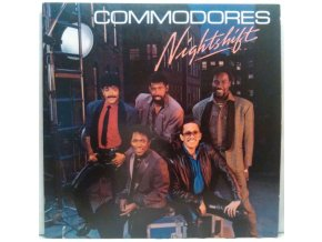 LP Commodores - Nightshift, 1985