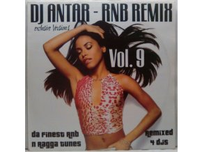 DJ Antar ‎– RnB Remix Vol.9