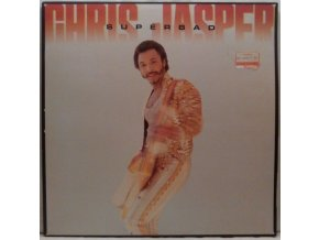 LP Chris Jasper ‎– Superbad, 1987