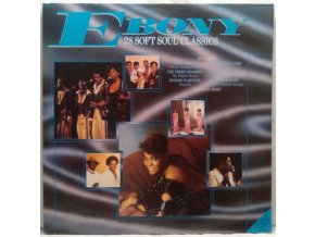 2LP Various ‎– Ebony, 1983