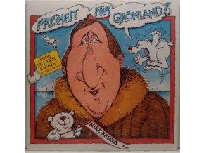 LP Mike Krüger – Freiheit Für Grönland, 1983
