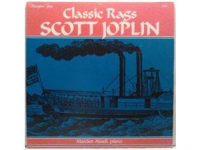 LP Marden Abadi – Classic Rags: Scott Joplin, 1983