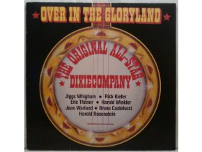 LP The Original All-Star Dixiecompany ‎– Over In The Gloryland