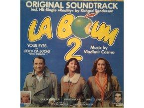 LP Vladimir Cosma – La Boum 2 (Bande Originale Du Film) 1982