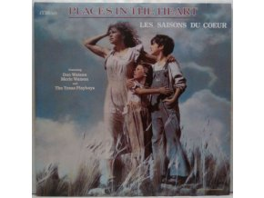 LP Howard Shore ‎– Places In The Heart (Les Saisons Du Coeur) 1984