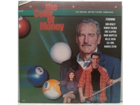 "LP Various ‎– ""The Color Of Money"" - The Original Motion Picture Soundtrack, 1986"