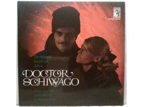 LP Maurice Jarre ‎– Doctor Schiwago - The Original Soundtrack Album, 1966