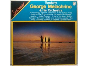 LP George Melachrino & His Orchestra* ‎– Tenderly