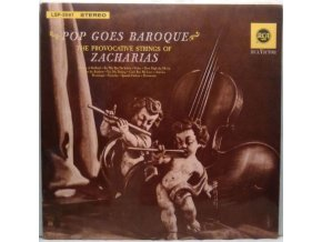 LP Helmut Zacharias ‎– Pop Goes Baroque /The Provocative Strings Of Zacharias, 1966