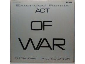 Elton John / Millie Jackson – Act Of War (Extended Remix) 1985
