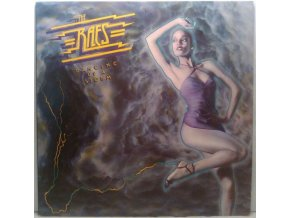 LP The Raes - Dancing Up A Storm, 1979