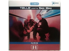 Talla Meets Tom Wax ‎– NRG, 1998