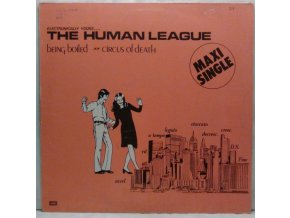 The Human League ‎– Being Boiled / Circus Of Death, 1986
