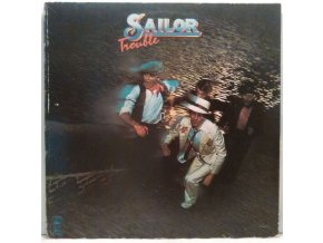 LP  Sailor - Trouble, 1975