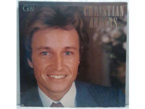 2LP Christian Anders – Gold Collection, 1985